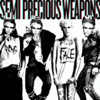Semi Precious Weapons - Semi Precious Weapons (Cover Artwork)