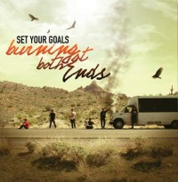 Set Your Goals - Burning at Both Ends (Cover Artwork)