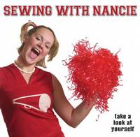 Sewing With Nancie - Take A Look At Yourself (Cover Artwork)