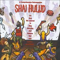 Shai Hulud - A Comprehensive Retrospective (Cover Artwork)