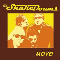 The ShakeDowns - Move (Cover Artwork)