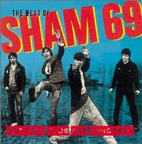 Sham 69 - Best Of: The Cockney Kids Are Innocent (Cover Artwork)