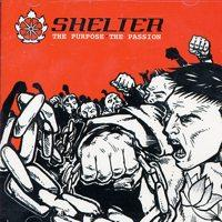 Shelter - The Purpose the Passion (Cover Artwork)