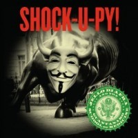 Jello Biafra and the Guantanamo School of Medicine - Shock-U-Py EP (Cover Artwork)