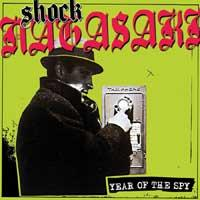 Shock Nagasaki - Year of the Spy (Cover Artwork)