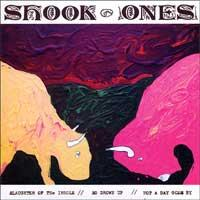 Shook Ones - Slaughter of the Insole [7 inch] (Cover Artwork)