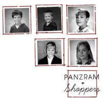 Shoppers / Panzram - Split [7-inch] (Cover Artwork)