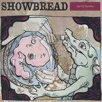 Showbread - Age of Reptiles (Cover Artwork)