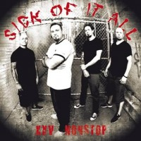 Sick Of It All - Nonstop (Cover Artwork)