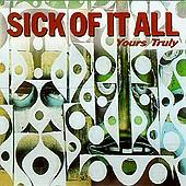 Sick of it All - Yours Truly (Cover Artwork)