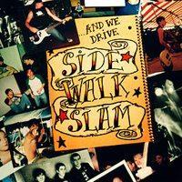 Side Walk Slam - ...And We Drive (Cover Artwork)
