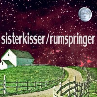 Sister Kisser / Rumspringer - Split [7-inch] (Cover Artwork)