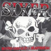 Sixer - Busted Knuckles and Heartbreak (Cover Artwork)