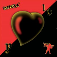 Skavesa` - 10 Years of Love and Hate (Cover Artwork)