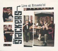 The Slackers - Live At Ernesto's (Cover Artwork)