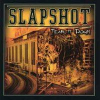 Slapshot - Tear It Down (Cover Artwork)