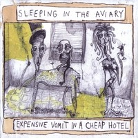 Sleeping in the Aviary - Expensive Vomit in a Cheap Hotel (Cover Artwork)