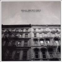 Small Brown Bike - Nail Yourself To The Ground (Cover Artwork)