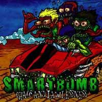 Smartbomb - Chaos and Lawlessness (Cover Artwork)