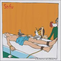 SNFU - In The Meantime And In Between Time (Cover Artwork)