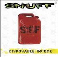 Snuff - Disposable Income (Cover Artwork)