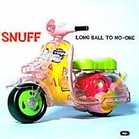 Snuff - Long Ball To No One (Cover Artwork)
