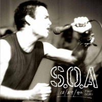 S.O.A. - First Demo 12/29/80 (Cover)