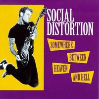 Social Distortion - Somewhere Between Heaven And H (Cover Artwork)