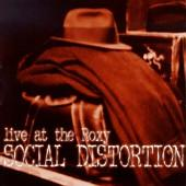 Social Distortion - Live at the Roxy (Cover Artwork)