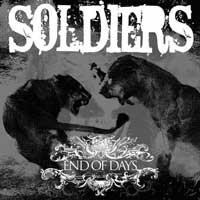 Soldiers - End of Days (Cover Artwork)
