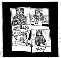 Something's Wrong - Something's Wrong [7 inch] (Cover Artwork)