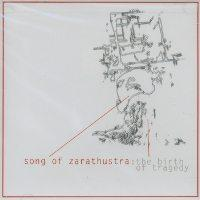 Song Of Zarathustra - Birth Of Tragedy (Cover Artwork)