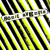 Sonic Avenues - Sonic Avenues (Cover Artwork)