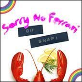 Sorry No Ferrari - Oh Snap! (Cover Artwork)