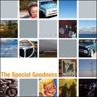 The Special Goodness - Land Air Sea (Cover Artwork)