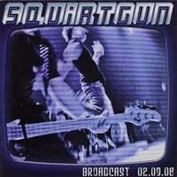 Squirtgun - Broadcast 02.09.08 (Cover Artwork)
