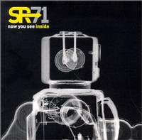 SR-71 - Now You See Inside (Cover Artwork)