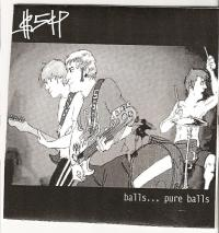 SSCP - Balls...Pure Balls (Cover Artwork)