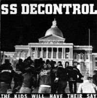 SSD - The Kids Will Have Their Say (Cover Artwork)