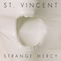 St. Vincent - Strange Mercy (Cover Artwork)