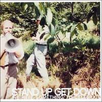 Stand Up Get Down - We Have Something to Celebrate (Cover Artwork)