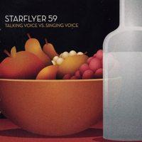 Starflyer 59 - Talking Voice Vs. Singing Voice (Cover Artwork)