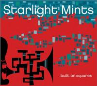 Starlight Mints - Built on Squares (Cover Artwork)