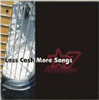 Starseven - Less Cash More Songs (Cover Artwork)