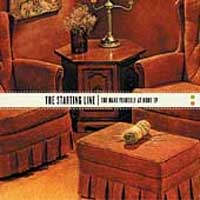 The Starting Line - Make Yourself At Home (Cover Artwork)