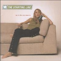 The Starting Line - Say It Like You Mean It (Cover Artwork)