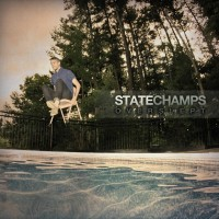 State Champs - Overslept [7-inch] (Cover Artwork)
