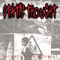 Static Thought - The Motive for Movement (Cover Artwork)