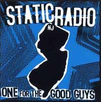 Static Radio NJ - One for the Good Guys (Cover Artwork)