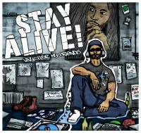 Stay Alive - Vinyl for My Friends [7 inch] (Cover Artwork)